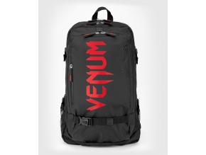 batoh venum challenger pro evo black red 10