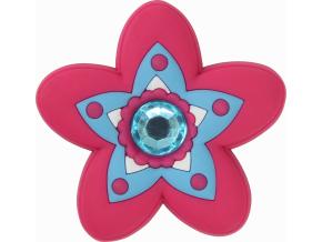 Crocs Odznáček Jibbitz - Rhinestone Star Flower