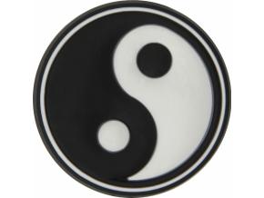 Crocs Odznáček Jibbitz - Yin Yang Symbol