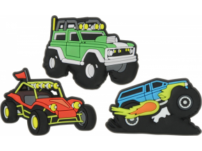Crocs Vehicles 3pk