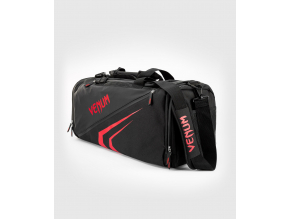 sportstbag venum trainer lite evo black red 1
