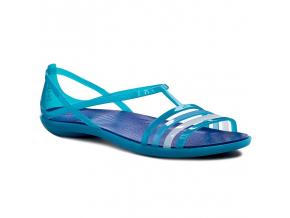 Crocs Isabella Sandal W - Turquoise/Cerulean blue