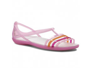 crocs isabella sandal w carnation 5