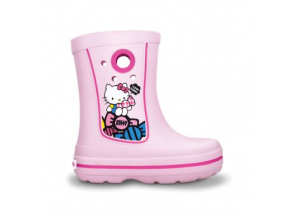 crocs jaunt hello kitty 1