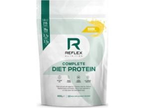 Reflex Nutrition Complete Diet Protein 600 g + Green Tea 100 kapslí ZDARMA