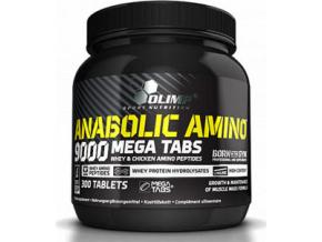 Olimp Sport nutrition Anabolic Amino 9000 300 kapslí
