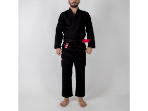 bjj gi maeda red label 2 black 2