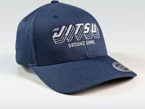 Kšiltovka Ground Game JITSU - Tmavě modrá