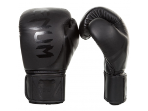 boxing gloves box venum challenger black f2