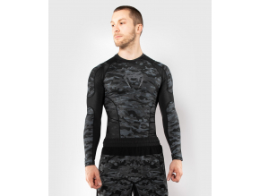 rashguard venum long defender darkcamo 7