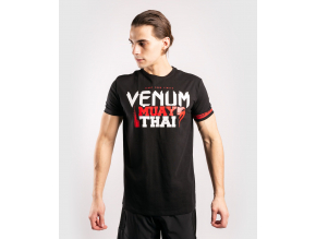 triko venum muaythai20 blackred 1