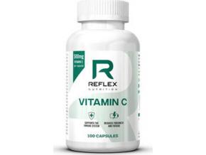 Reflex Nutrition Vitamin C 500mg  100 kapslí