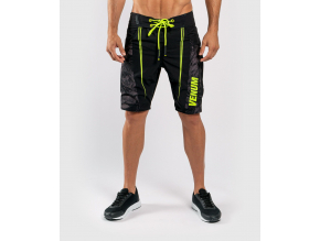 venum sortky boardshorts black neo yellow f1