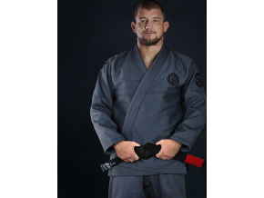 Gi Kimono BJJ Ground Game Balance 3 Shadow - Šedé