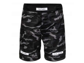 mma shorts sortky tatami rival black camo f1