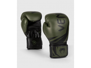 boxerky venum challenger 3.0 khaki black 1