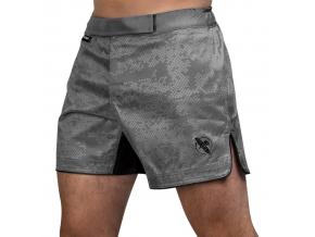 mma shorts hayabusa hex mid grey 1