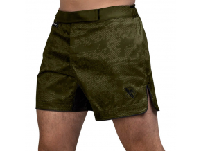 mma shorts hayabusa hex mid green 1
