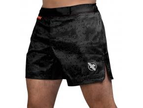 mma shorts hayabusa hex mid black 1
