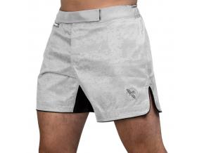 mma shorts hayabusa hex mid white 1