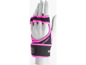 MadMax Maxgrip Neoprene Wrap - růžové