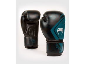 boxerky venum defender contender 2.0 blackgreen 1