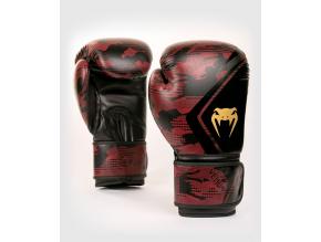 boxerky venum defender contender 2.0 blackred 1