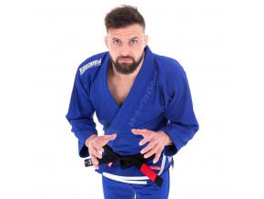 bjj kimono tatami the competitor gi modre f1
