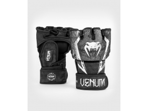 mma gloves venum gladiator 4.0 blackwhite 1