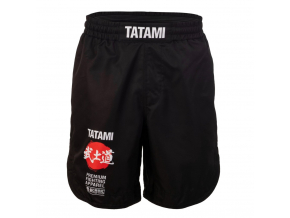 mma sortky tatami bushido black f1