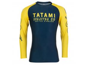 Rashguard Tatami Supply Co Navy - dlouhý rukáv