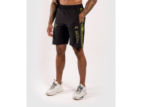 trainingshorts venum boxinglab blackgreen 1