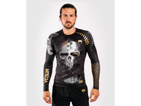 rash long venum skull black 1