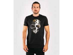 tricko venum skull black 1
