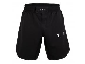 mma shorts tatami stantard black 1
