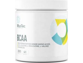 MyoTec BCAA 250 kapslí