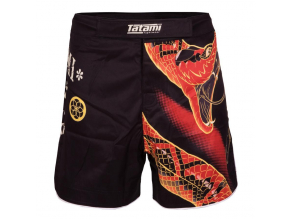 mma shorts tatami snakes 1