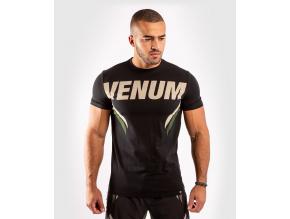 tshirt venum onefc impact blackkhaki 1