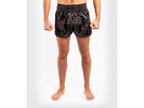 muay thai shorts venum onefc impact blackblack 1