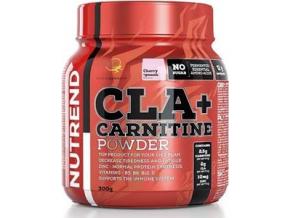 Nutrend CLA + Carnitine Powder 300g