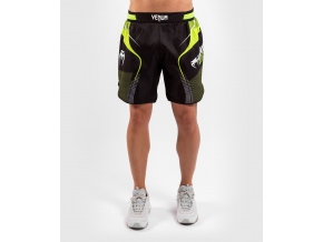 mma shorts venum vtc30 blackneoyelllow 1