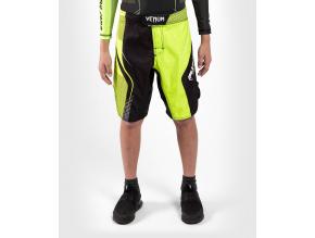 k mma shorts venum vtc30 blackneoyellow 1