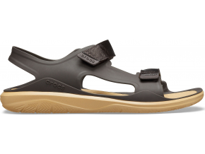 Crocs Swiftwater Expedition Sandal M Espresso/Tan