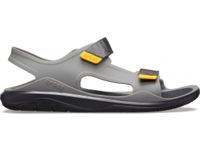 Crocs Swiftwater Expedition Sandal M Slate Grey/Black