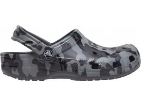 Crocs Classic Printed Camo Clog SGy/Mlti