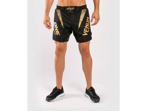 mms shorts venum xonefc blackgold 1