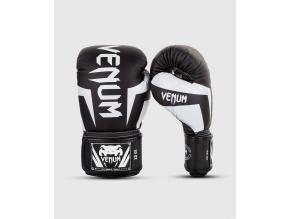 boxerky venum elite blackwhite 1