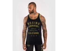 Pánské tílko Venum Boxing Lab - Black/Green