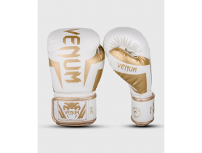 boxerky venum elite whitegold 1