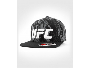 hat ksiltovka ufc venum authentic autentická fight week unisex black cerna f1